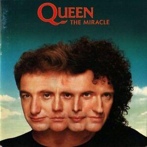 cd-audio-incelofanato-QUEEN-THE-MIRACLE