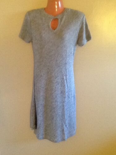 Women/'s Short Sleeve Shift  Dress