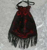 Exclusive Victorian / American Civil War costume accessory reticule, dolly bag J