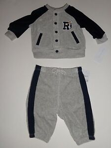 Polo Sweat Suit 2
