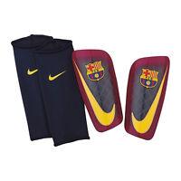 Nike Mercurial Lite Barcelona 2014 - 2015 Shin Guard Slip Shield Red - Navy