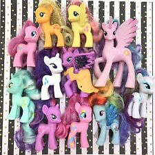 My Little Pony MLP G4 FiM Brushable FIGURE Lot (#05)