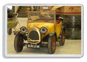 Brum Classic Retro Kids Tv Show And Dvd Fridge Magnet Great Gift