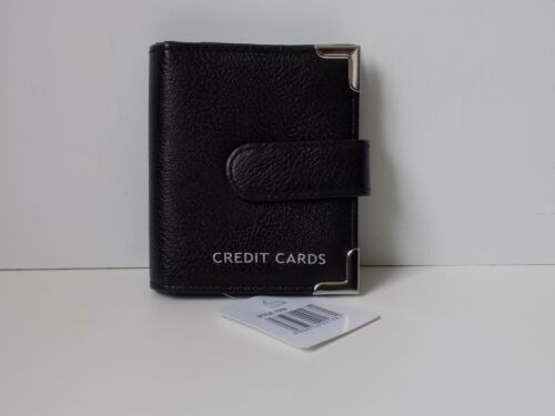 7310 Credit Card Holder With Snap closure