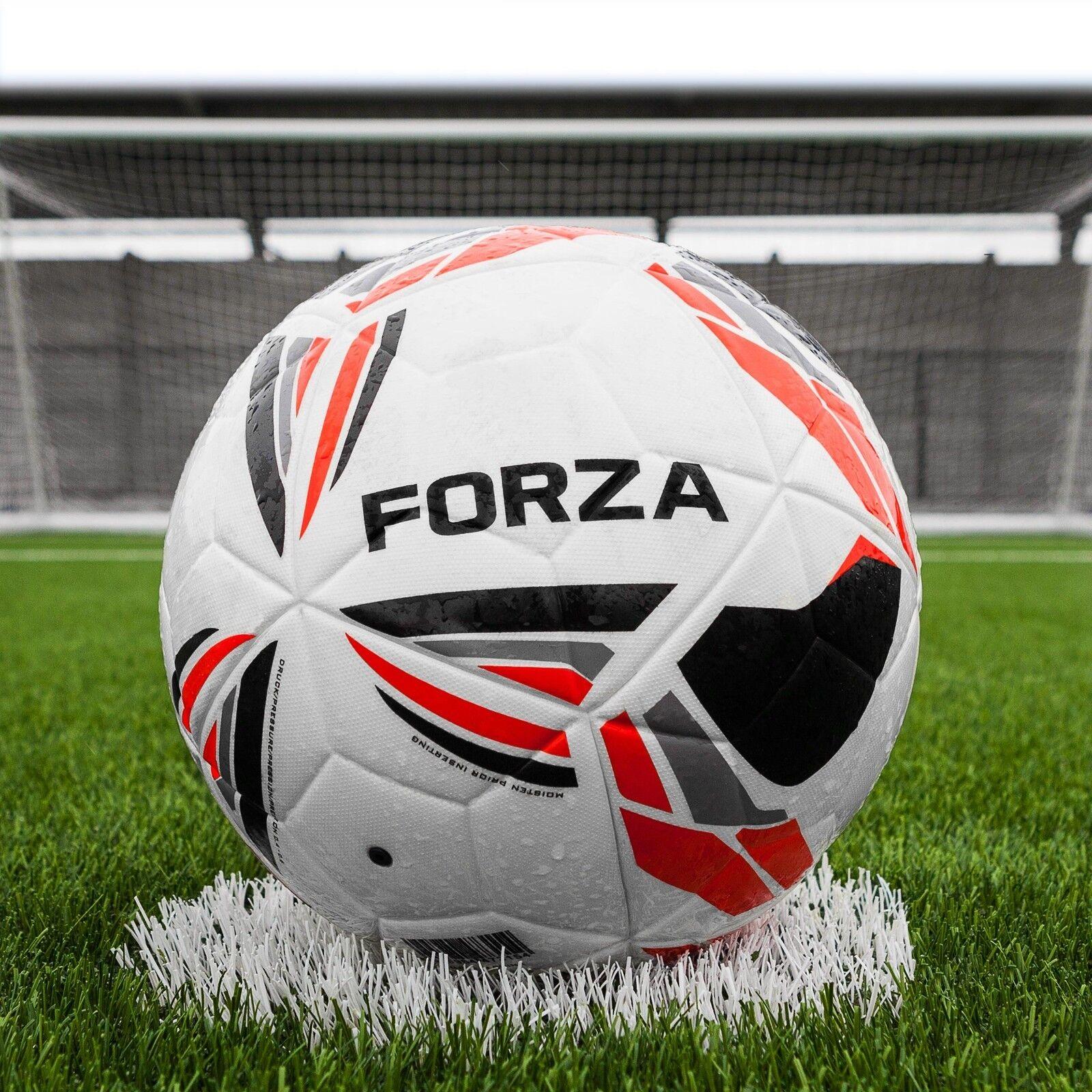 FORZA Pro Match Fusion Soccer Ball  Premium Match Soccer Ball | Match Ball