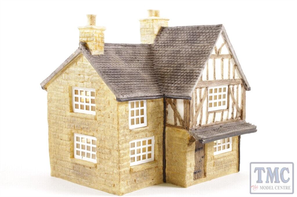 R8506 Hornby Skaledale OOHO Gauge Brambles Cottage Preowned