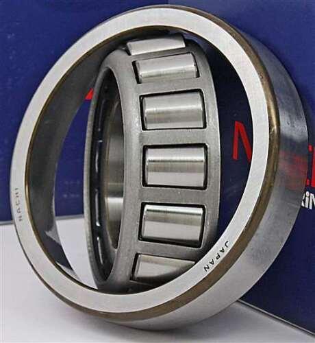 32007 Nachi Tapered Roller Bearings Japan 35x62x18 12451