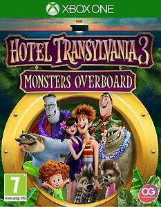 Hotel-Transilvania-3-MOSTRI-IN-MARE-Xbox-One-amp-Nuovo-Di-Zecca-Sigillato