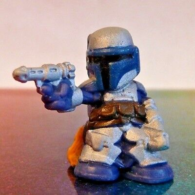 Star Wars Fighter Pods Series 3 #39 WEDGE ANTILLES Exclusive Micro Figure