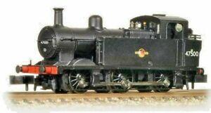 Graham Farish 372-212A ,N gauge, 3F Class 'Jinty' 0-6-0T Tank Loco 47500 BR Blk