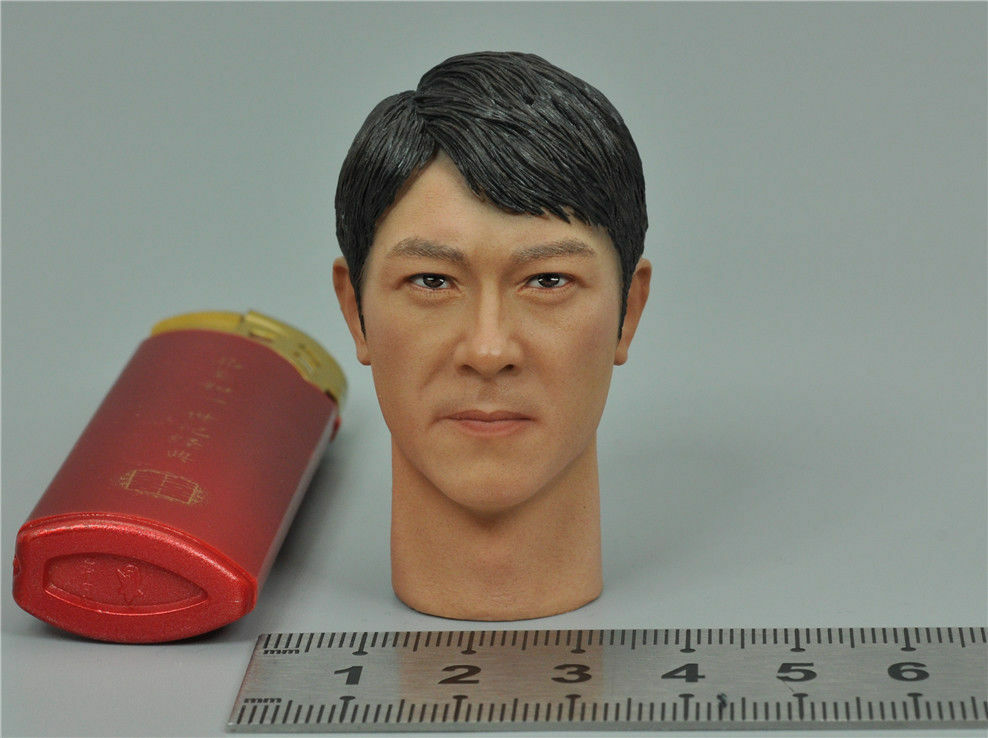 Headsculpt for DID MA1008 LAPD SWAT 3.0 Takeshi Yamada 1 6 Scale Action Figure
