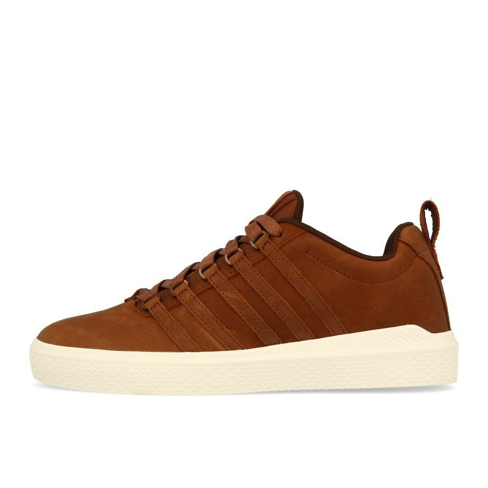 K-Swiss donovan p marrón Tortoise shell chocolate zapatos zapatillas marrón p e96ee5