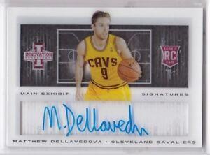 2013-14-Panini-Innovation-299-Matthew-Dellavedova-Cleveland-Cavaliers-Auto-RC