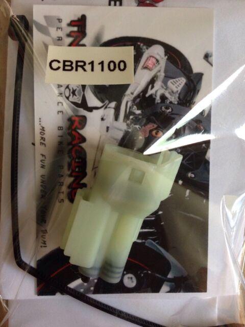 Lambda probe connector Honda CBR1100XX blackbird O2 sensor eliminator.