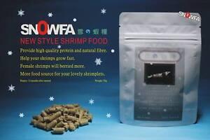 Snowfa Snowflakes Shrimp Food Aquarium Planted Tank 50g