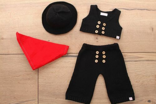 Costume Craft Costume Baby Gifts Suit Guild Clothes 50-86 Carpenter Pants