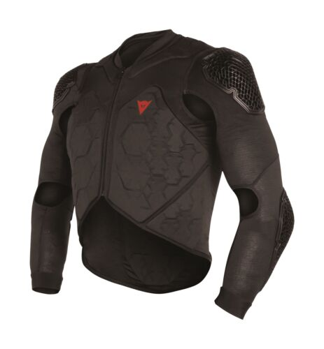 Rhyolite 2 Safety Jacket Ergonomic With Crash Absorb Chest & Rig Pads Black(M)