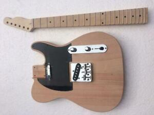 musoo brand electric guitar kit with all parts for tl style ebay. Black Bedroom Furniture Sets. Home Design Ideas