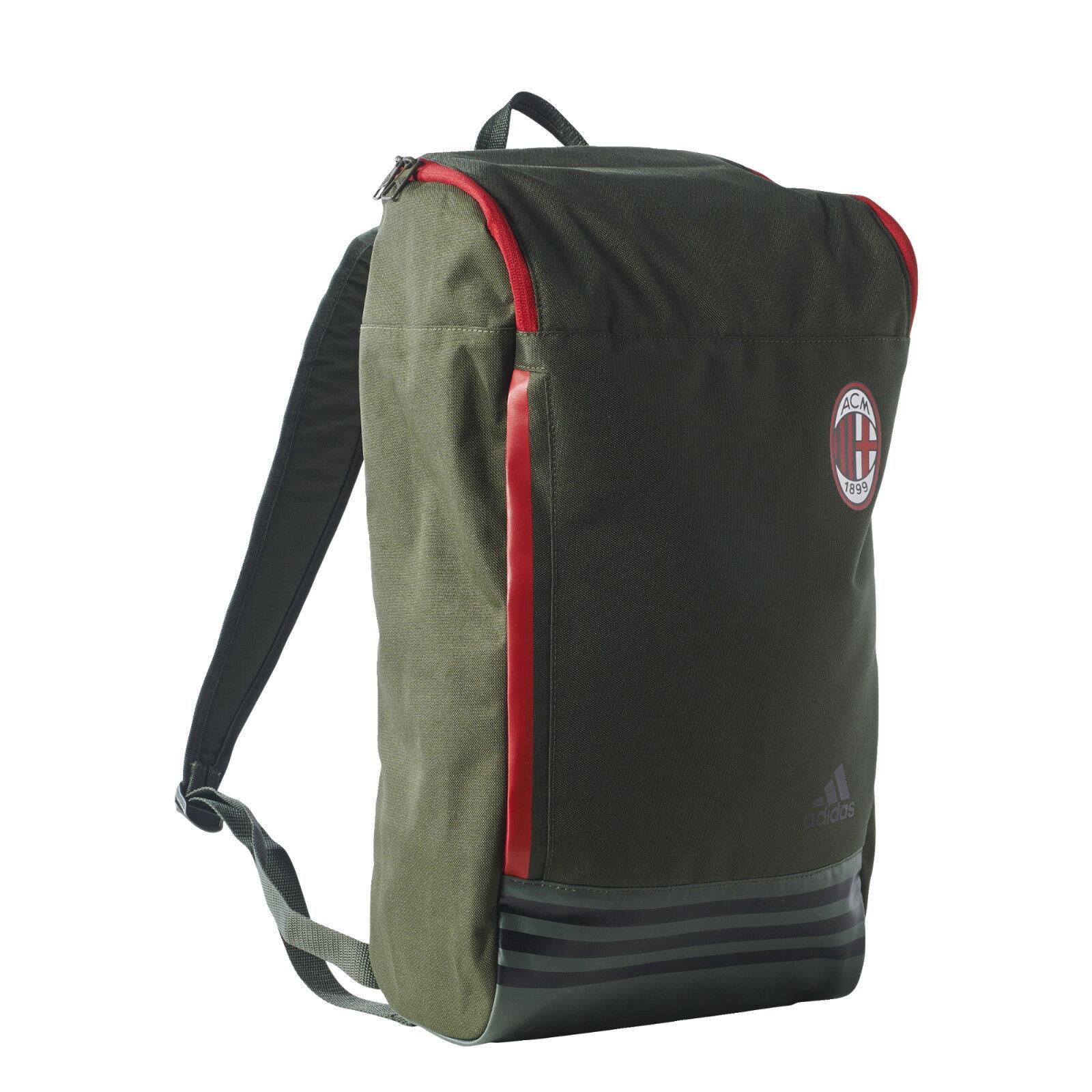 FW16 ADIDAS MILAN ACM ZAINO ZAINETTO SCUOLA BAG BAG BAG BORSA FONDO SCHOOL S95169  perfecto