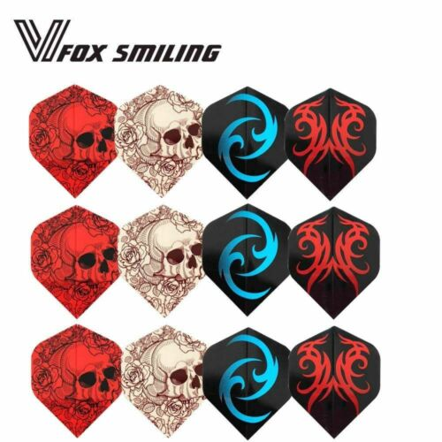 Dart Flights Multiple Styles Colorful Accessories Professional Sports Darts Set