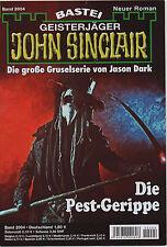 JOHN SINCLAIR ROMAN Nr. 2004 - Die Pest-Gerippe - Ian Rolf Hill NEU
