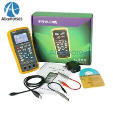 Handheld Lcr Bridge Digital Lcd Capacitance Inductance Resistance Meter New