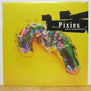 PIXIES-039-Wave-of-Mutilation-Best-Of-039-Gatefold-Vinyl-2LP-NEW-amp-SEALED