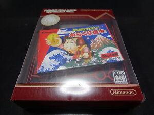 Famicom-Mini-Ganbare-Goemon-Nintendo-Game-Boy-Advance-Japan
