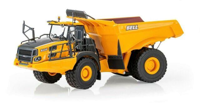 USK 31015 Bell  B60E Truck Dumper Muldenkipper   1:50  NEU mit OVP