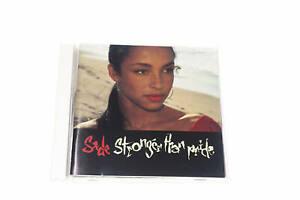 SADE STRONGER THAN PRIDE 25 8P 5015 JAPAN CD A14243