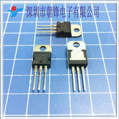 10 x STTH1002CT STTH1002 TO-220 HIGH EFFICIENCY ULTRAFAST DIODE