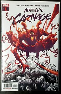 Absolute-Carnage-1-2nd-Printing-low-print-run-SOLD-OUT-NM-NEVER-READ