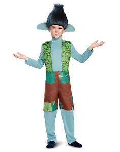 image is loading dreamworks trolls movie branch boys deluxe halloween costume