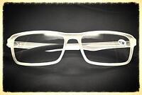 MT125 Retro Fashion Transparent/Black Reading Glasses Super-lite+1.0+1.5+2.0+2.5