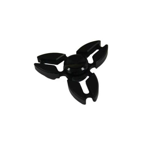 Fidget Dito Spinner mano messa a fuoco Ultimate SPIN alluminio EDC CUSCINETTO stress Toys