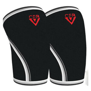 CFR-7MM-Knee-Sleeves-Support-Crossfit-Power-Weight-Lifting-Kneecap-Patella-Brace