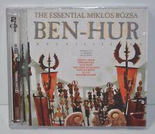 Essential Miklos Rozsa: Ben Hur (CD, Sep-2000, 2 Discs, Silva America)