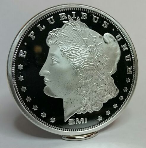 Sunshine Mint Morgan Silver Round One Ounce New