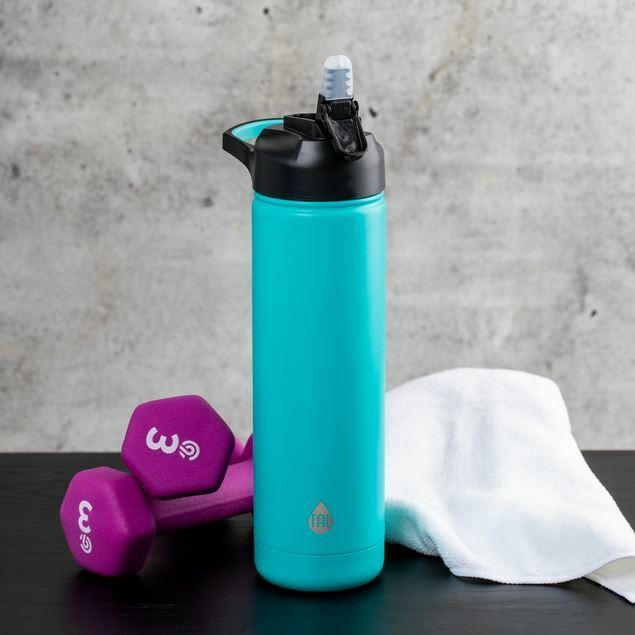 Tal 26oz Double Wall Vacuum Insulated Stainless Steel Water Bottle Teal For Sale Online Ebay This bottle is perfect for anyone who wantsthis bottle is perfect for anyone who wants to fill their own water and would like to avoid the high cost of water delivery. tal 26oz double wall vacuum insulated stainless steel water bottle teal