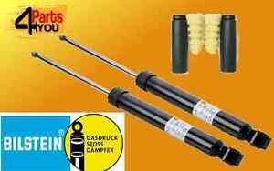 BILSTEIN-2x-Amortiguadores-Trasero-BMW-E36-E46-3-ER-serie-3-Kit-de-proteccion