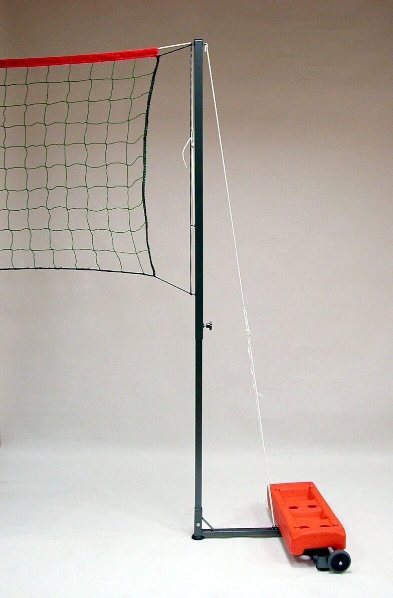 Impianto Minivolley trasportabile, inclusa rete