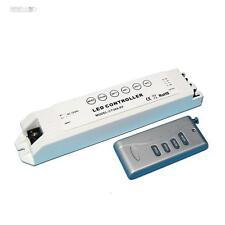 RGB Steuerung mit FB DIMMER für MULTICOLOR LEDs 12V/24V