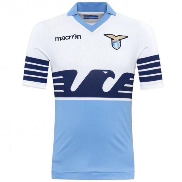 Macron SS Lazio 15/16 115 years Anniversary Jersey, Men's ...