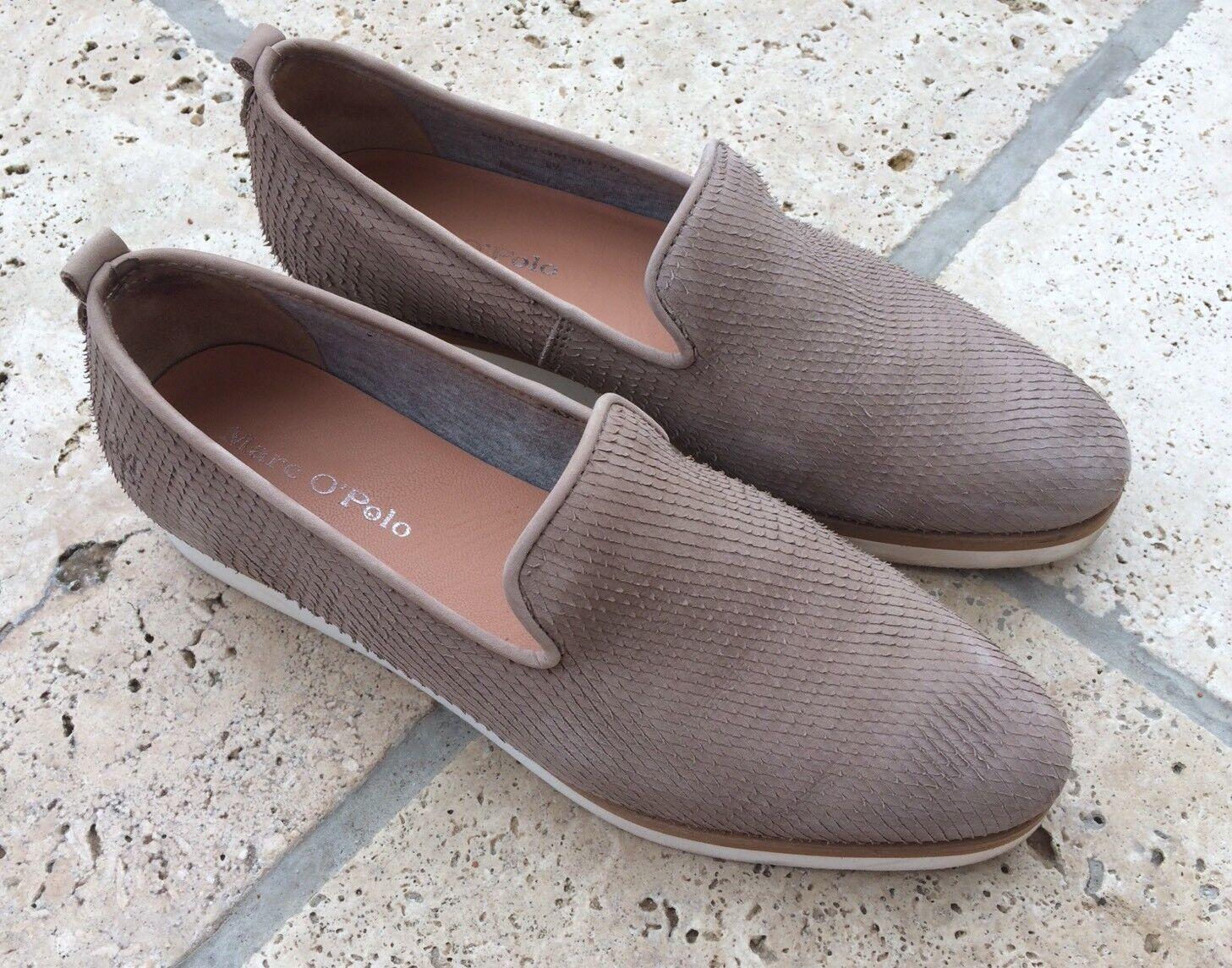MARC O' POLO Damen Sneaker Schuhe Gr. 40 6,5  OVP fast wie Neu