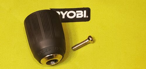 "RYOBI 18V Cordless Drill 1//2/"" Chuck 690033084,670794009 P270,P271,P208,P277"