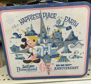 "Funko Disney Disneyland 65th Anniversary ""Happiest Place On Earth"" Lunchbox Pop"