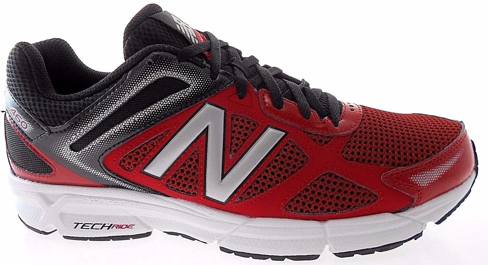 New Balance m460lr1 Ride hombres rojo / plata Tech Ride m460lr1 corriendo zapatos e3acd3