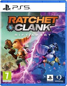 Ratchet & Clank: Rift Apart Inc Bonus DLC (PS5) Brand New & Sealed Free UK P&P