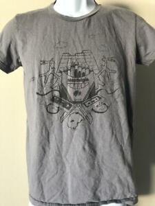 American-Apparel-Retro-00-039-s-tee-shirt-Nostalgia-Gray-XS-hipster-retro-soft