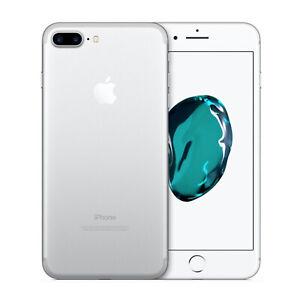 Apple-iPhone-7-Plus-128GB-Argento-Sbloccato-Sim-gratis-iOS-GSM-12M-Garanzia